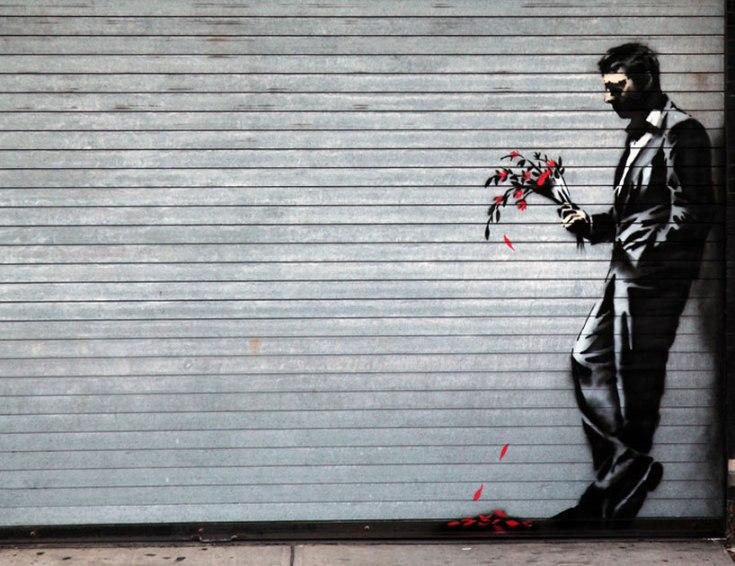 fleur banksy