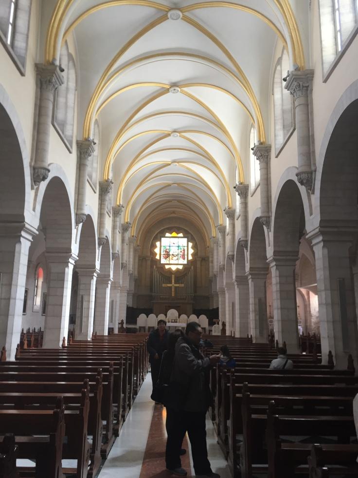 Basilique de la Nativité