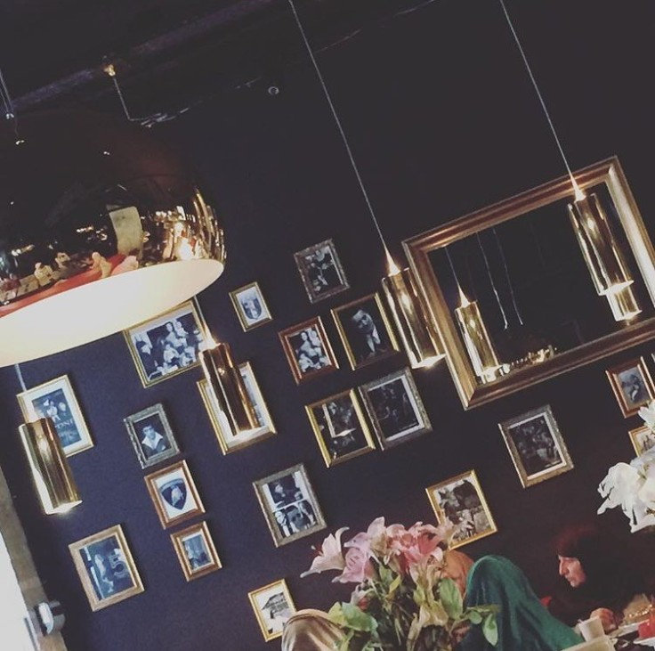 Wall of fame Trattoria