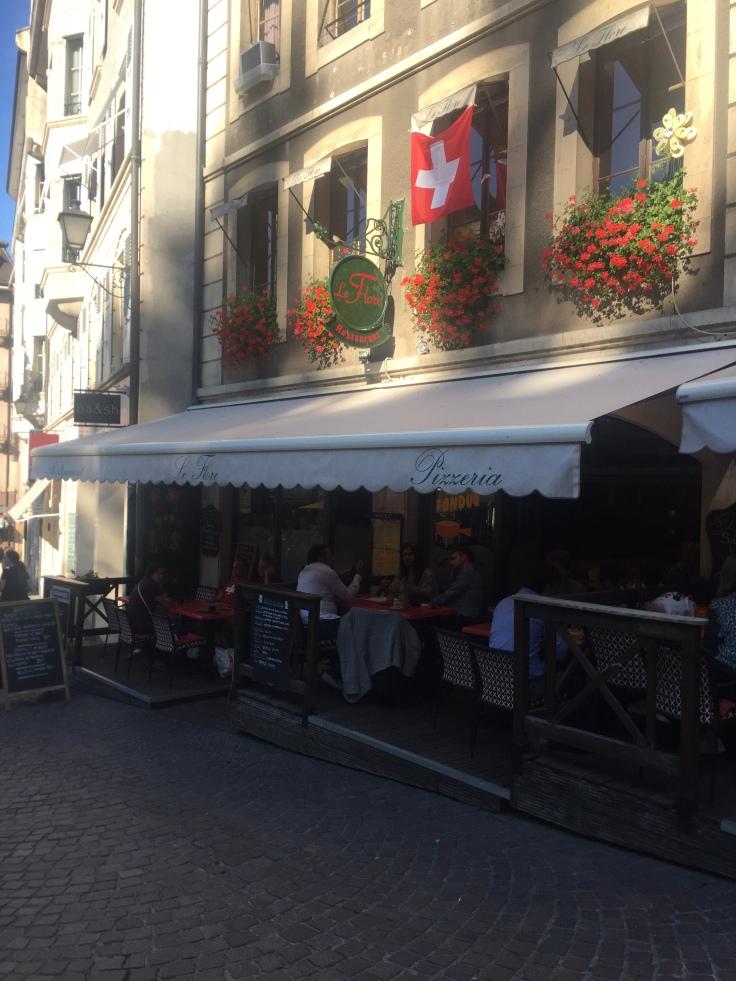 Genève vieille ville