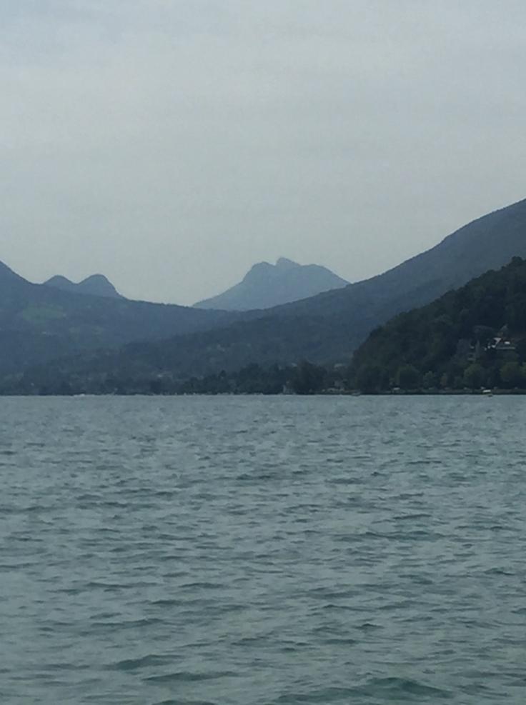 dame du lac Annecy
