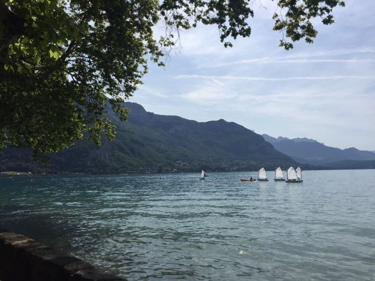 Annecy Lac et Montagne
