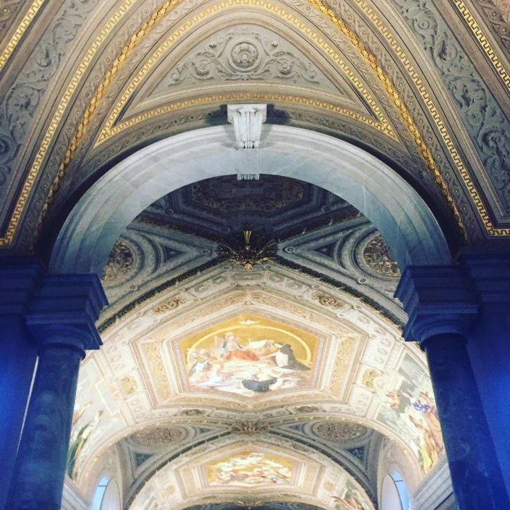 arc musée du vatican